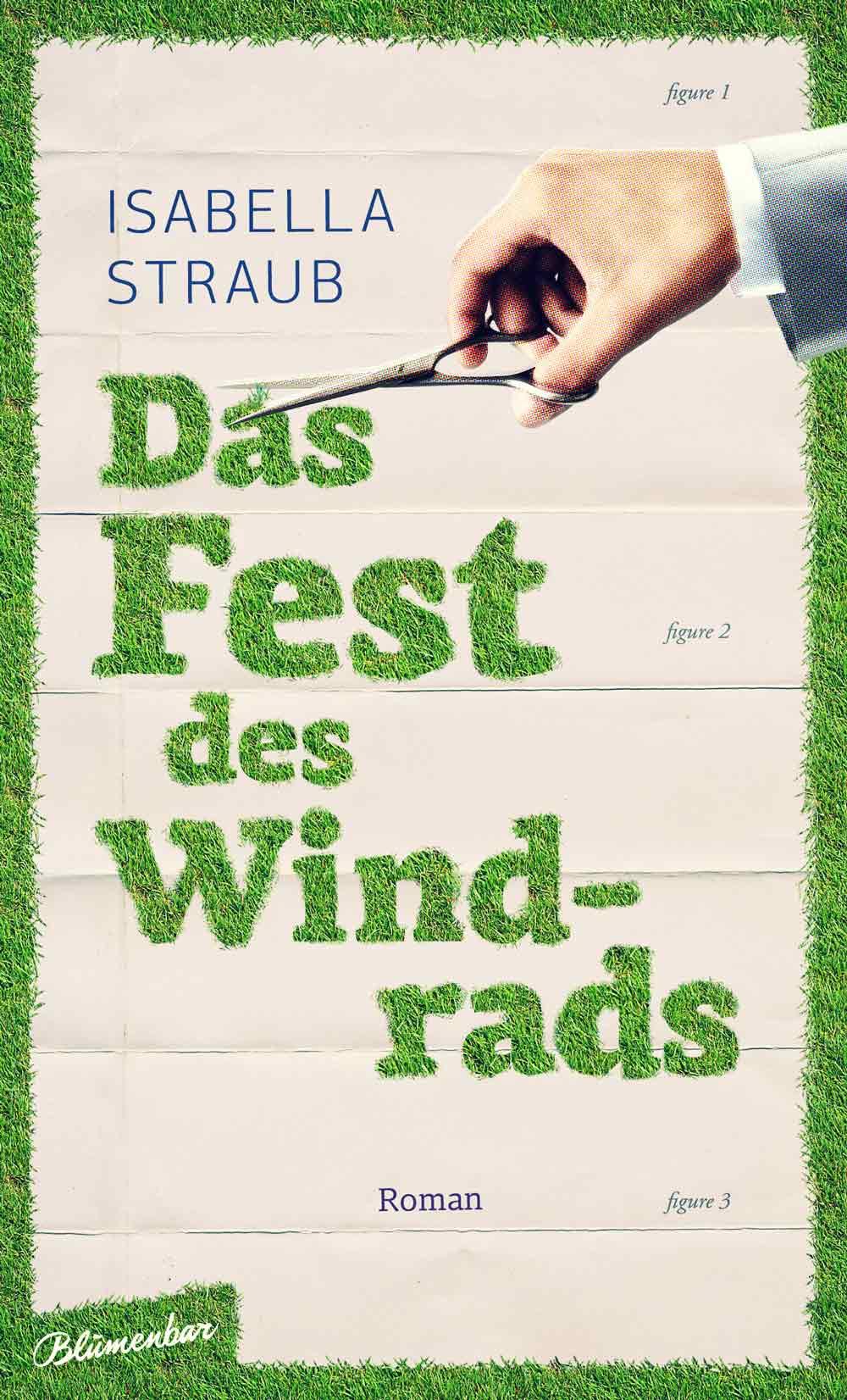 Buchcover: Das Fest des Windrads