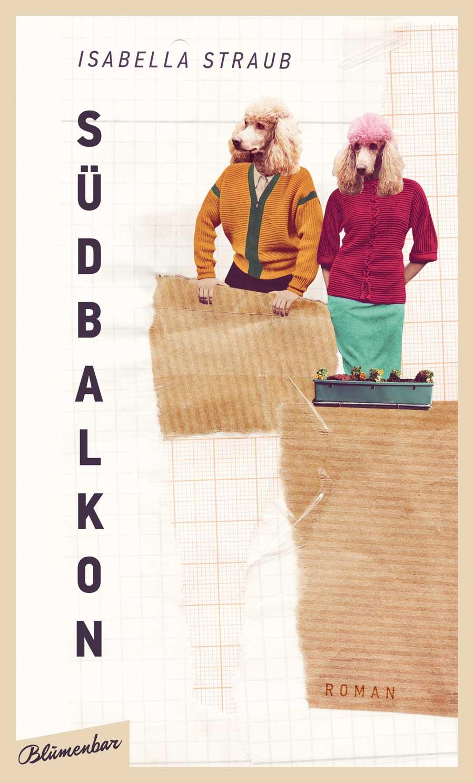 Buchcover: Südbalkon